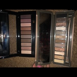 Urban decay naked pallets